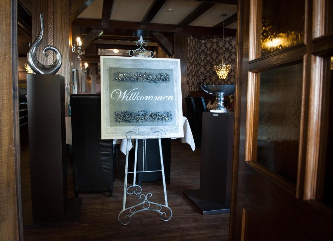 Artemis Restaurant Eingang