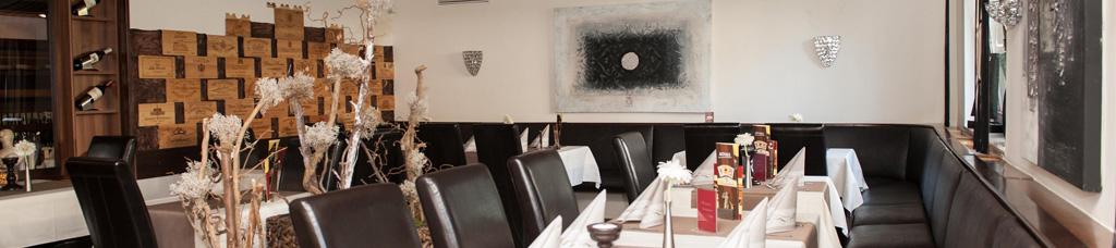 Elegante Räume für Ihre Feier für bis zu 40 Personen